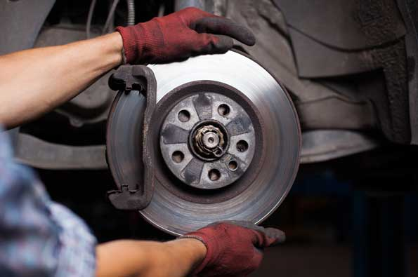 Brake Services at Gelormini's Auto Repair
