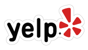 Check out our great reviews on Yelp